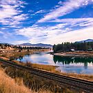 Bend in the River by Bryan D. Spellman