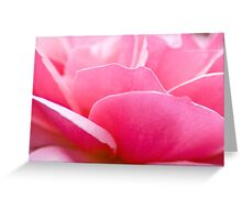 Strawberry Flakes Greeting Card