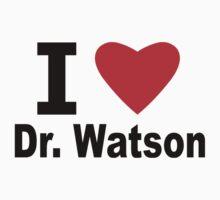 I Love Doctor Watson by sweetsixty
