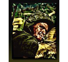 The Marine Photographic Print