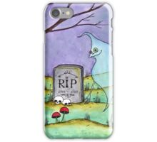The Ghost of Uncle Joe iPhone Case/Skin
