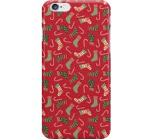 Christmas Jingle all the way iPhone Case/Skin