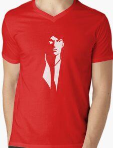 Dan Smith Mens V-Neck T-Shirt