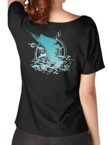 Sail FL Aqua Women's Relaxed Fit T-Shirt