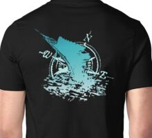 Sail FL Aqua Unisex T-Shirt