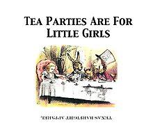 Take Back Tea Time by TexasBarFight