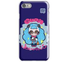 supa kawaii iPhone Case/Skin