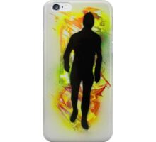 The Emergence of Man iPhone Case/Skin