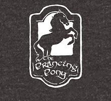White Prancing Pony  Unisex T-Shirt