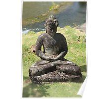 Small Buddha  Poster
