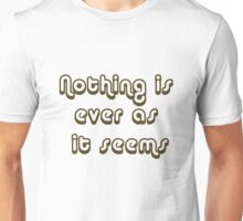 Quotes and Inspirations 1 Unisex T-Shirt