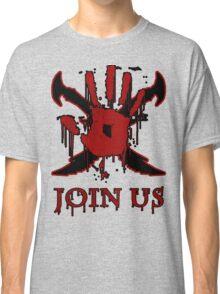 "***AWESOME*** Dark Brotherhood ""JOIN US"" Classic T-Shirt"