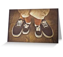 ~ the twins ~ Greeting Card