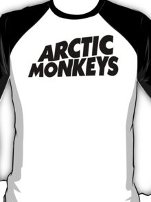 Arctic Monkeys - AM T-Shirt