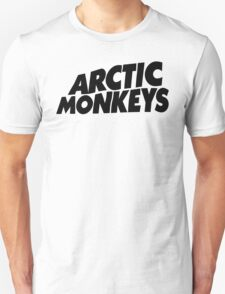 Arctic Monkeys - AM T-Shirt