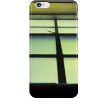 Peacock Windowpane : 3 iPhone Case/Skin