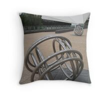 Adelaide Festival Theatre Sculpture Throw Pillow