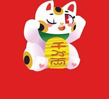 Maneki Neko - Lucky Cat Unisex T-Shirt