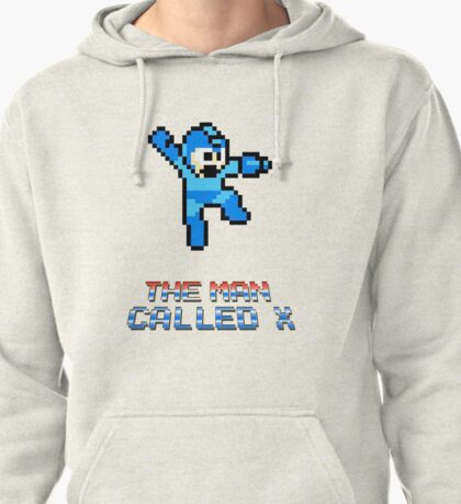 The Man Called X Pullover Hoodie
