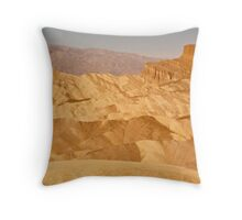 Mojave Desert California Throw Pillow