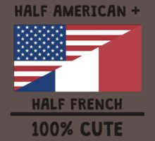 Half French 100% Cute Kids Clothes
