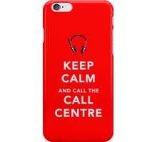 KEEP CALM iPhone Case/Skin