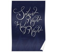 Silent night, holy night! Poster