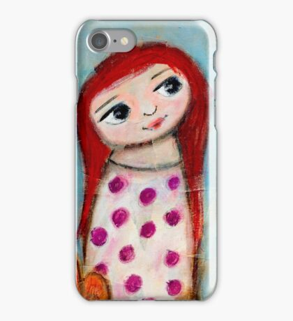 Scarlet Dreams iPhone Case/Skin