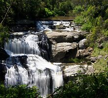 Spectacular Waterfall of Victoria by Reneefroggy