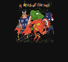 A kind of heroes. T-Shirt