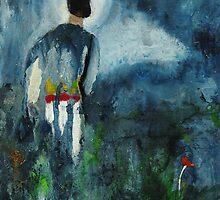 Moonlight Walker by F. Magdalene Austin