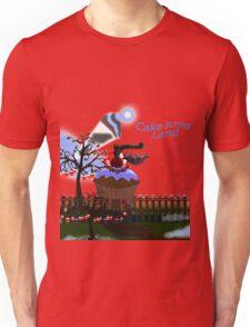 Cake Icing land Unisex T-Shirt