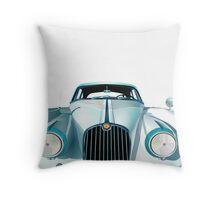 Oldtimer Car Throw Pillow