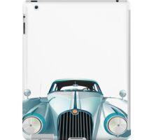 Oldtimer Car iPad Case/Skin