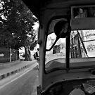 Rickshaw joyride! by Sid Paleri