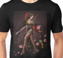 Sakura and Dragons Unisex T-Shirt