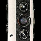 rollei35 camera  by dennis william gaylor