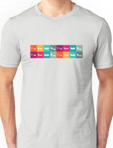 ladies shoes Unisex T-Shirt