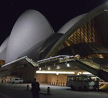 After a night at the Opera House by DSMIW