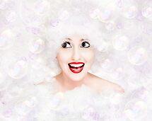 It's Bubble Time! by Andrew & Mariya  Rovenko