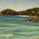 South Steyne Beach by Terri Maddock