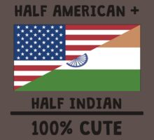 Half Indian 100% Cute Kids Clothes