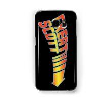 Great Scott Samsung Galaxy Case/Skin
