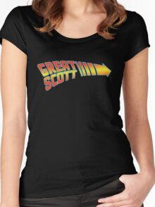 Great Scott Women's Fitted Scoop T-Shirt
