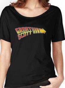 Great Scott Women's Relaxed Fit T-Shirt