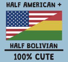 Half Bolivian 100% Cute One Piece - Short Sleeve