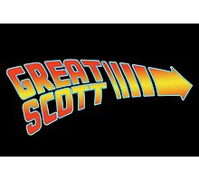 Great Scott Photographic Print
