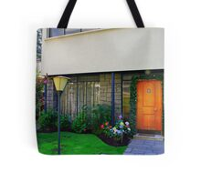 architecture of the fifties Tote Bag