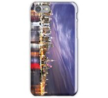 Manhattan Skyline: NYC iPhone Case/Skin
