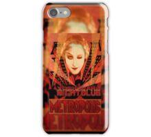 METROPOLIS - Yoshiwara Nightclub iPhone Case/Skin